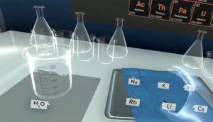 chemistry lab vr