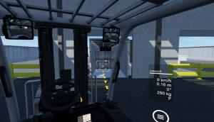 forklift simulator vr