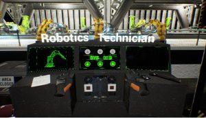 robotics vr up360