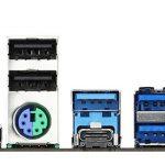 performance amd b550m pro4 board ports