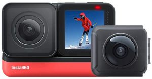 intsta360 one r twin edition camera